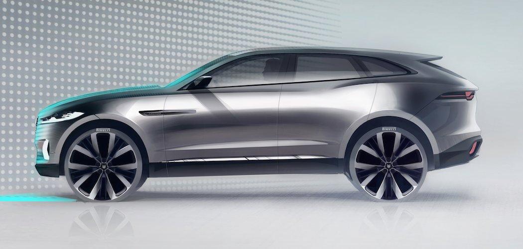 fahrerlose autos von jaguar und land rover. Black Bedroom Furniture Sets. Home Design Ideas