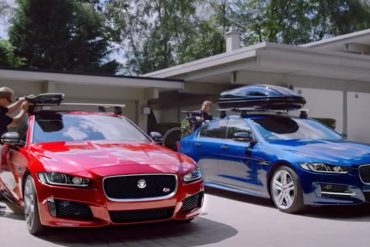 Jaguar-XE-Zubehör-Video