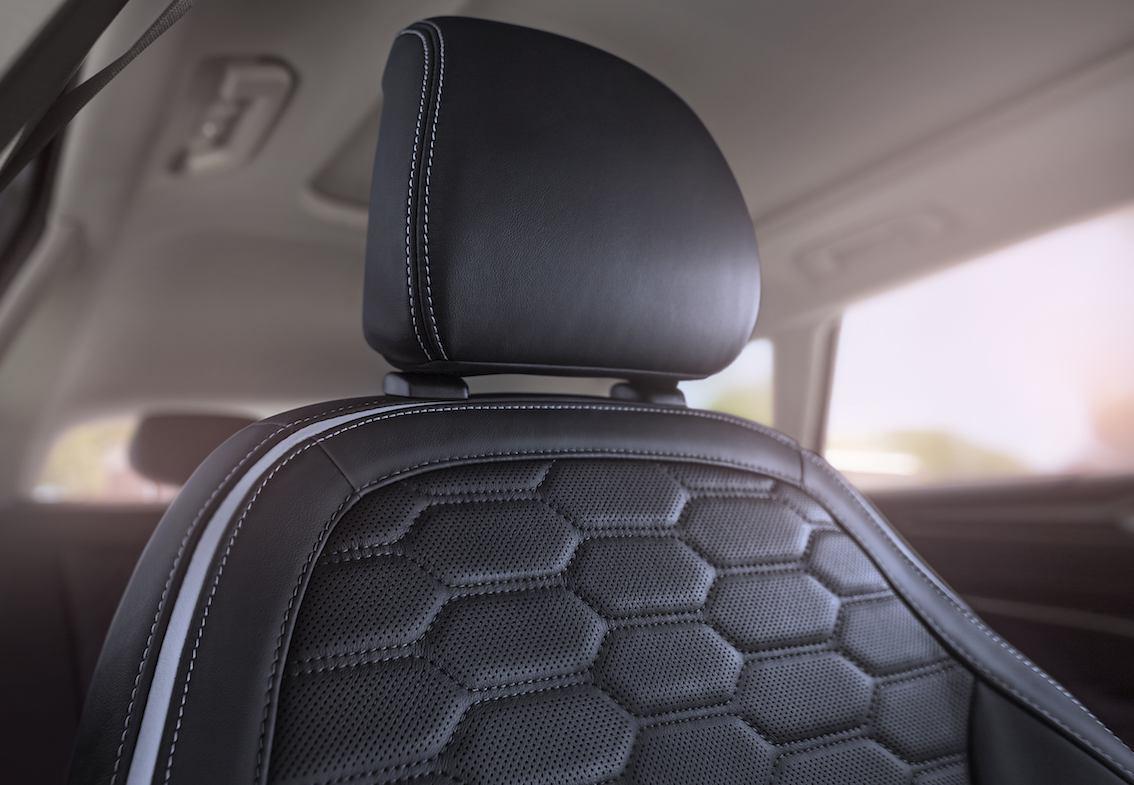 Ford Mondeo Vignale Sitze