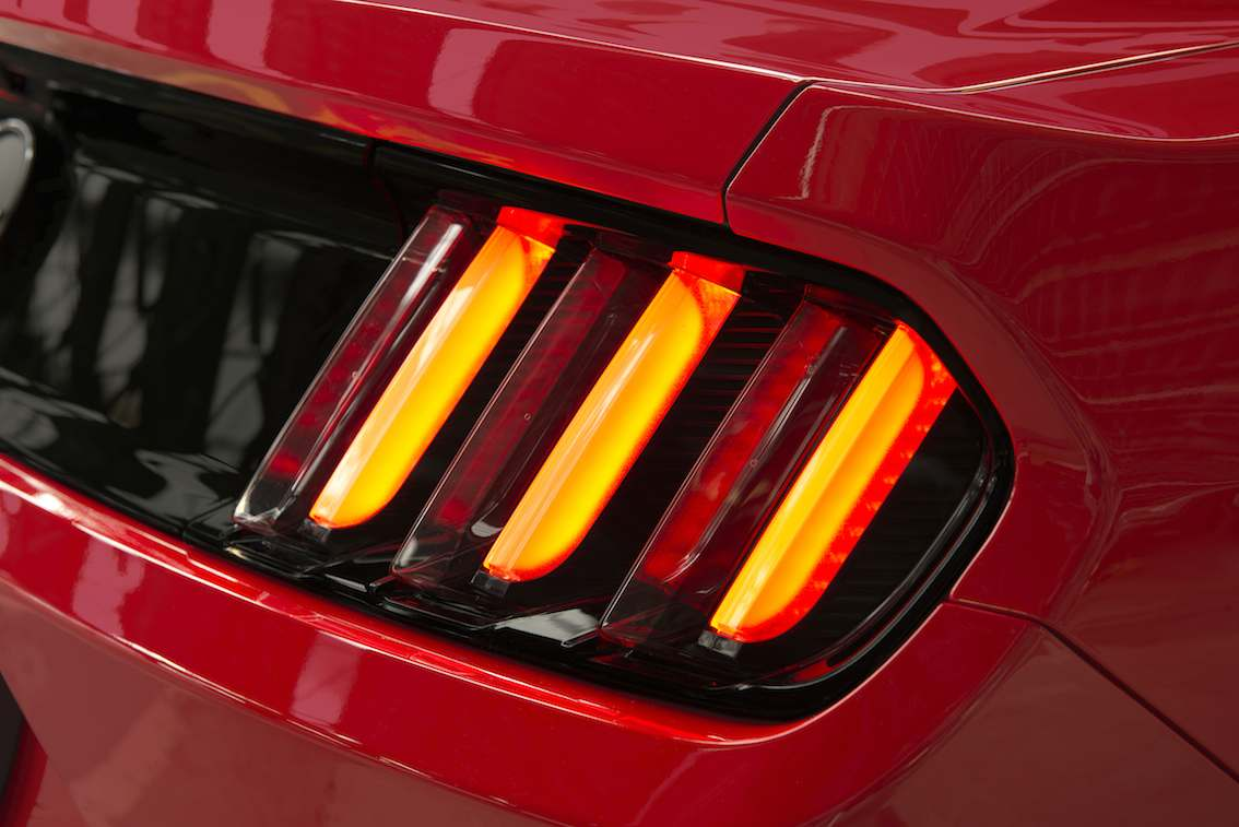Ford Mustang 2015 Rücklichter