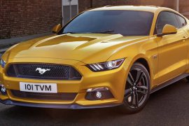 Ford-Mustang-2015-gelb