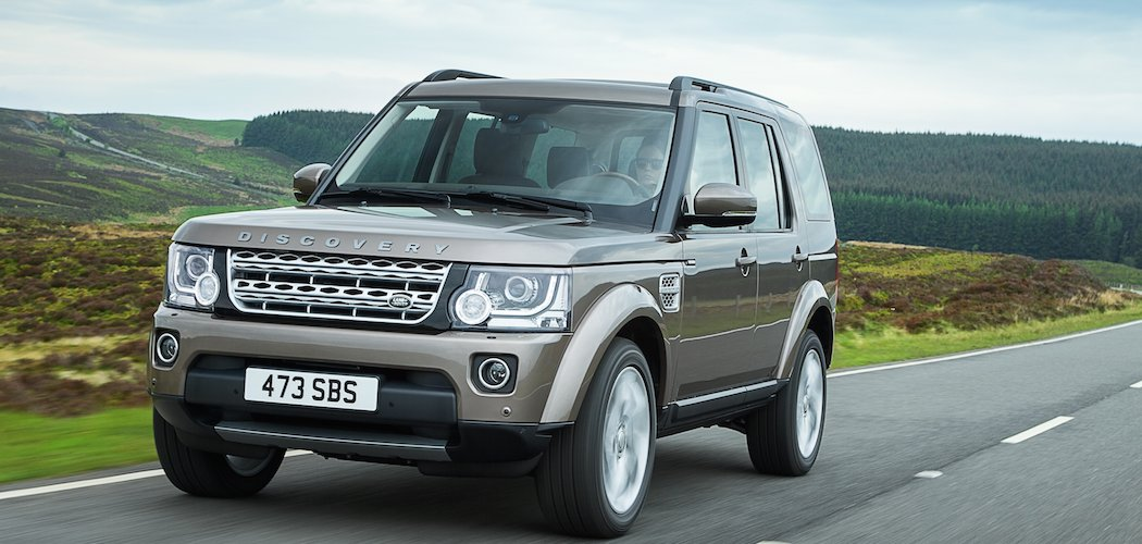 preise des neuen land rover discovery 2016. Black Bedroom Furniture Sets. Home Design Ideas