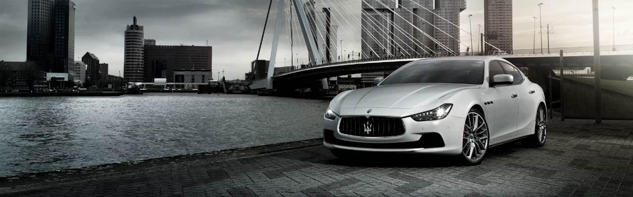 Maserati Ghibli Firmenwagen 2015