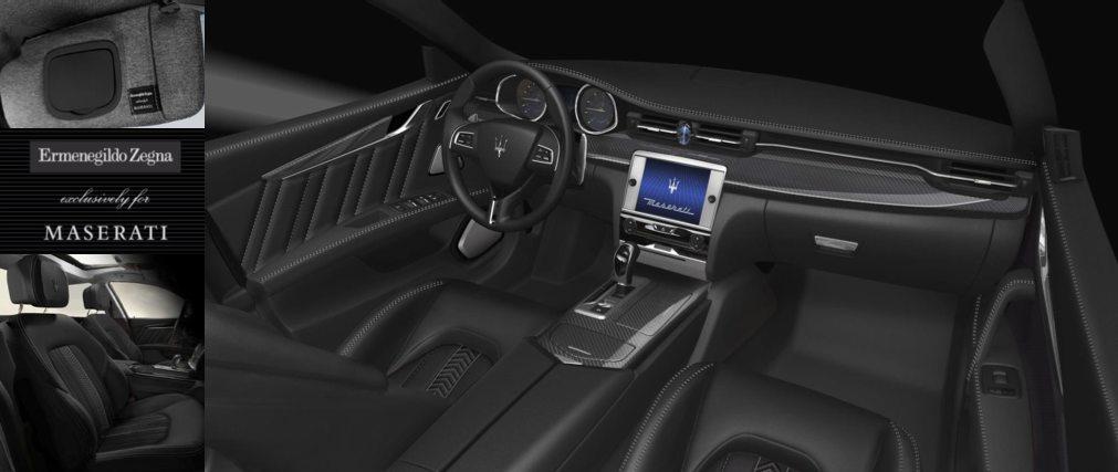 Maserati Quattroporte 2016 Ermenegildo Zegna