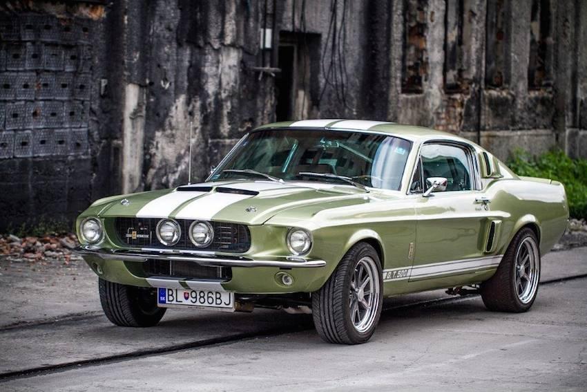 Verkauf Ford Mustang Gt 390 4v Von 1967 Wie Neu
