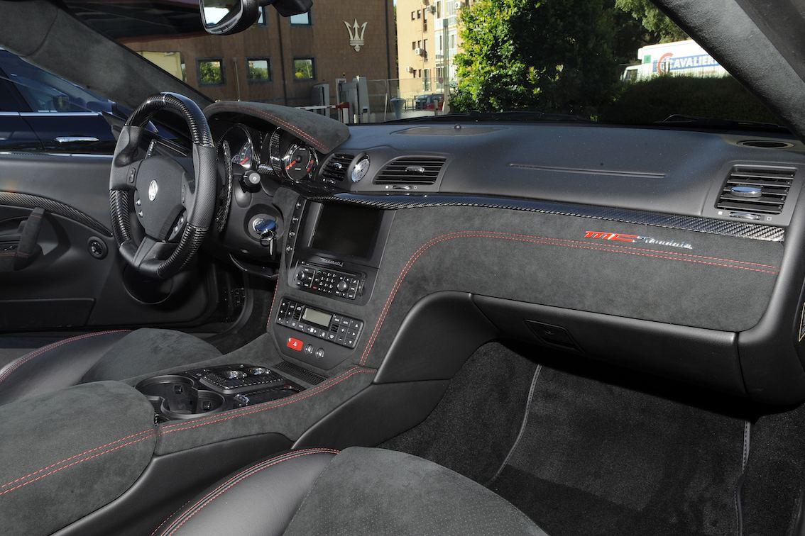 Maserati GranTurismo MC Stradale Innenausstattung