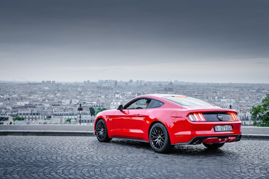 Mustang Sportauspuff