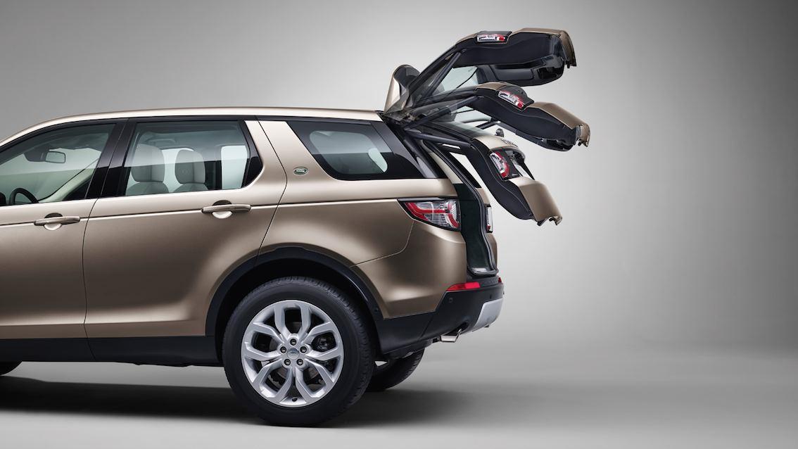Range Rover Discovery Sport Heckklappe