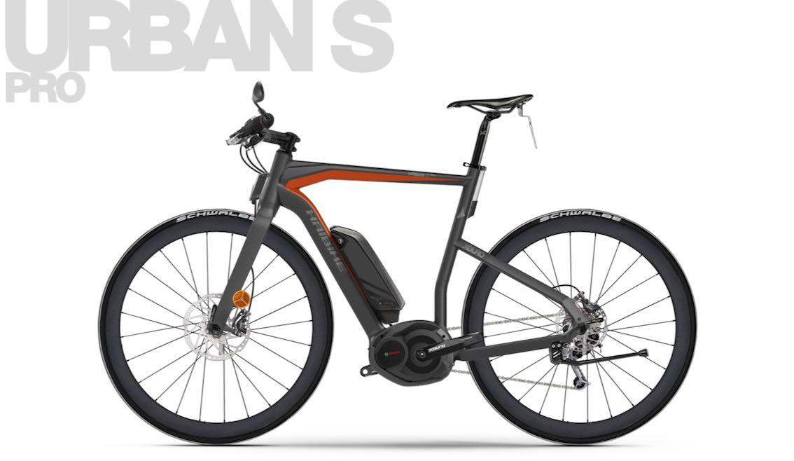 Urban Pro Hibike günstig leasen