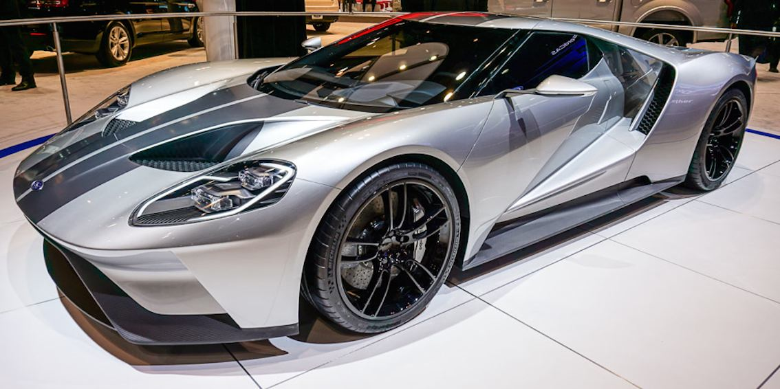 Kauf Ford GT 2020 – Ford GT 2017
