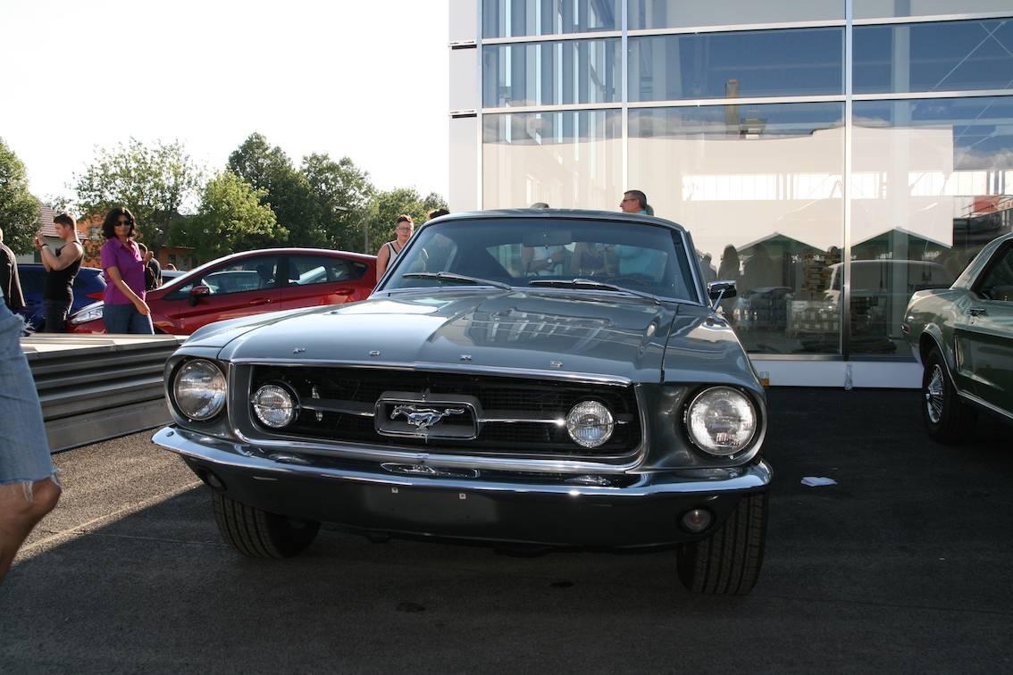 Ford Mustang Regensburg
