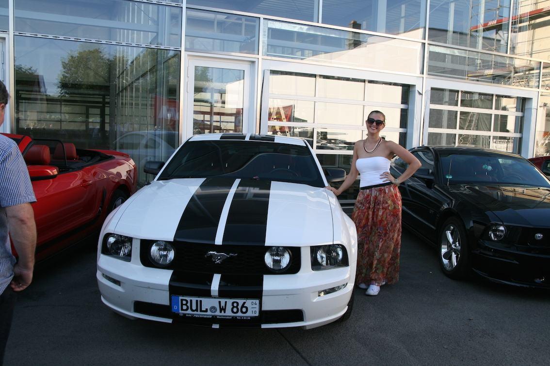 Ford Mustang Regensburg 32