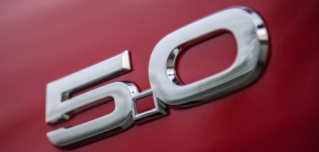 Ford Mustang technische Daten 2015