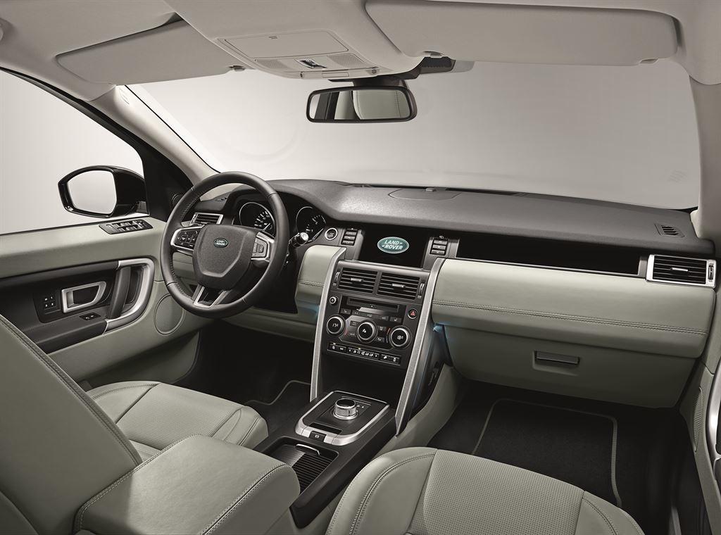 Land Rover Discovery Sport Innenausstattung