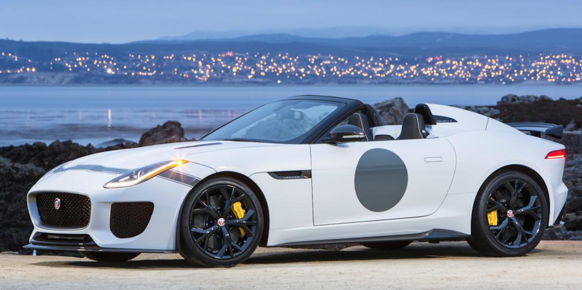 Project 7 Jaguar Fahrbericht F-Type