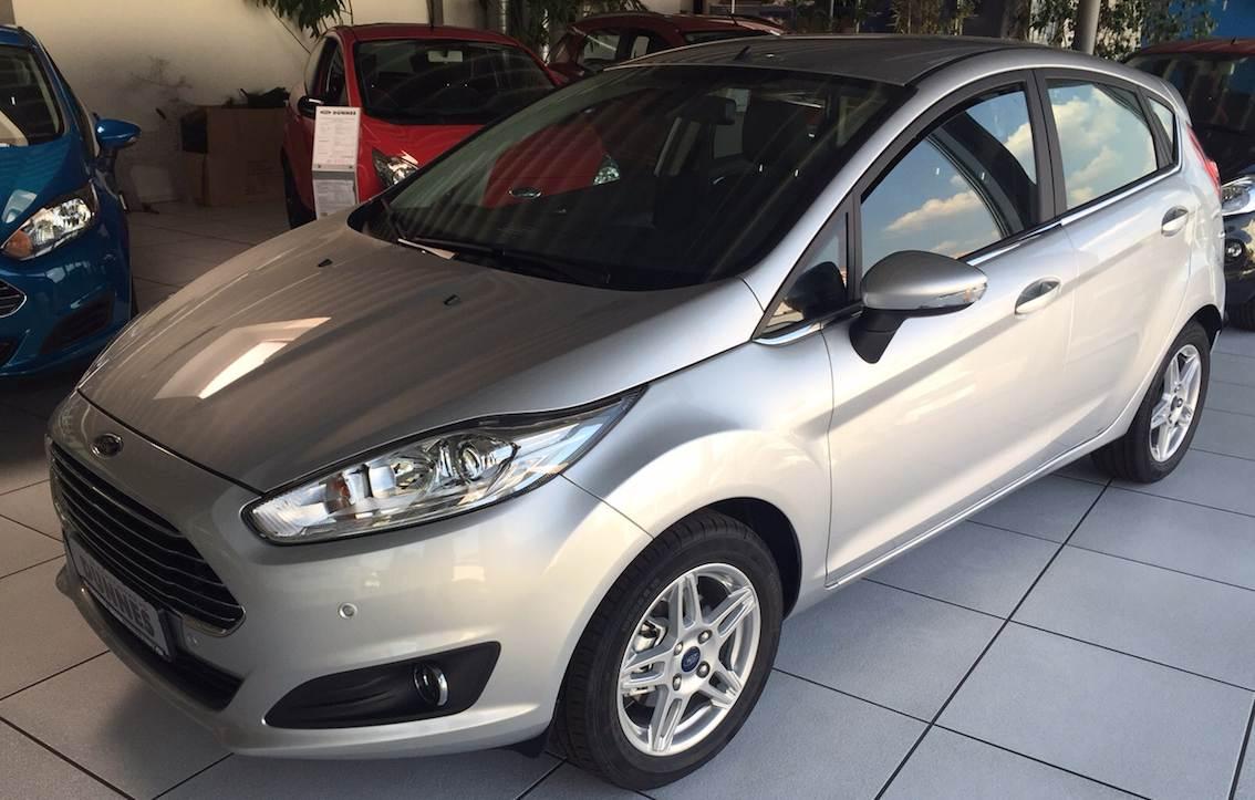 Ford Fiesta Frauenauto Kauf