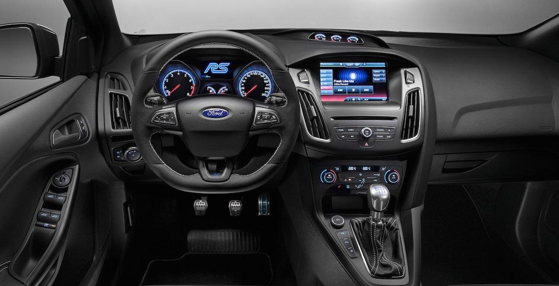 Ford Focus RS 2016 Innenausstattung