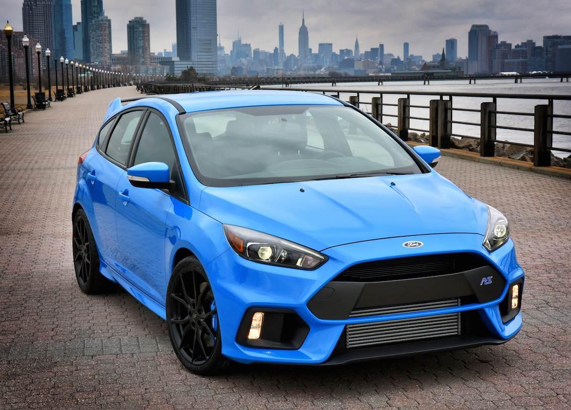 Ford Focus RS 2016 Vorbestellung Kauf