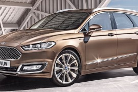 Ford Mondeo Vignale Finanzierung