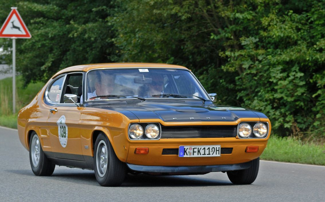 Ford RS Historie