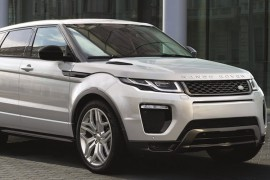 vorstellung des range rover evoque landmark limited. Black Bedroom Furniture Sets. Home Design Ideas