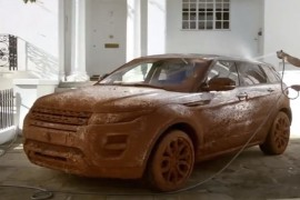 Range Rover Evoque Video