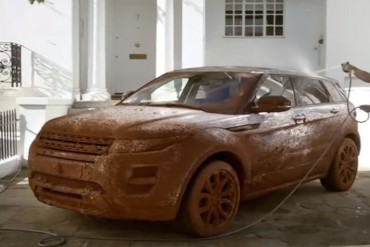 Range Rover Evoque Video