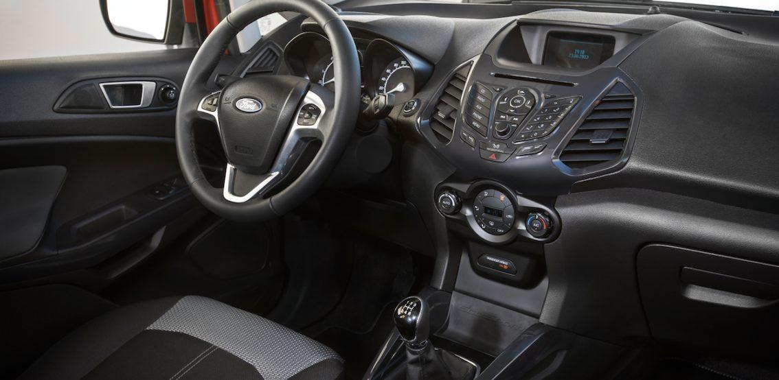 Ford EcoSport Lenkrad