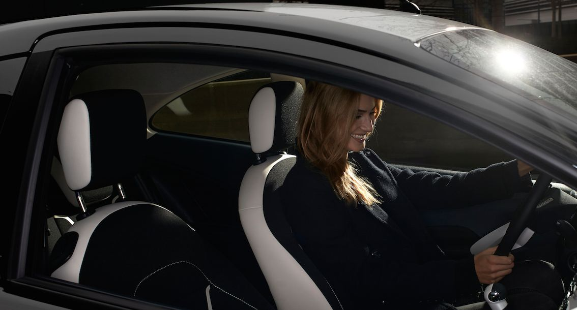Ford Fiesta Frau Kauf EU-Wagen