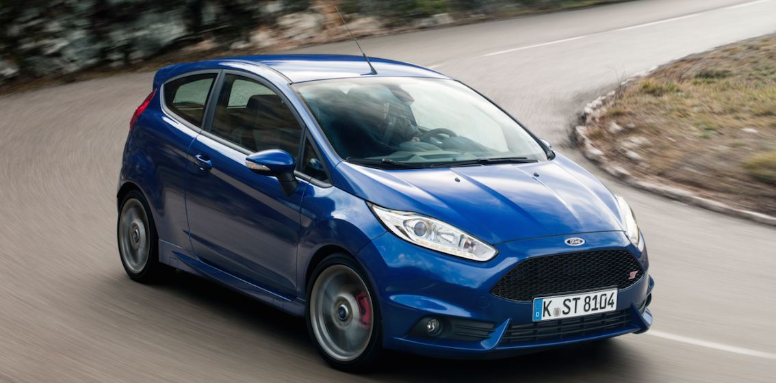 Ford Fiesta ST 2016 Leasing
