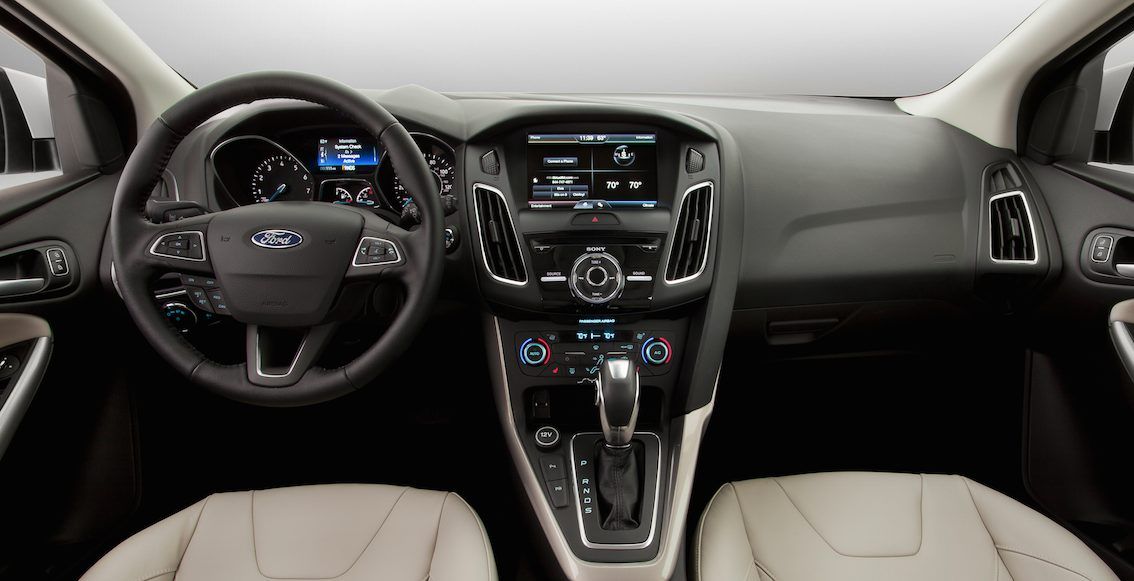 Ford Focus 2016 Innenausstattung