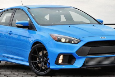 Ford Focus RS 2016 Leasing