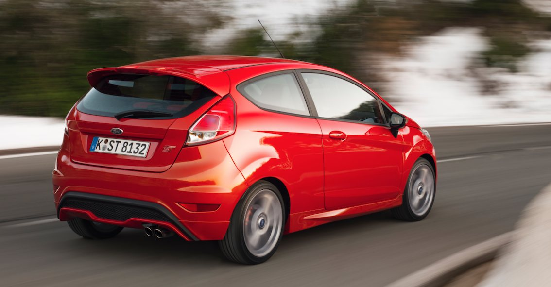 Ford Focus ST 2016 Finanzierung