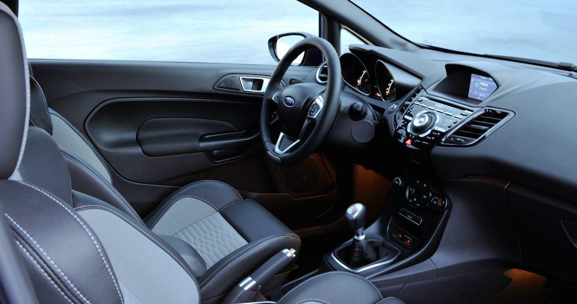 Ford Focus ST 2016 Innenausstattung