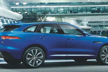Jaguar E-Pace Jaguar J-Pace