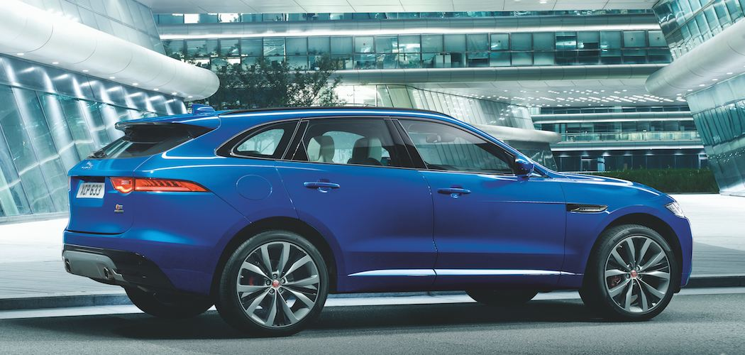 Jaguar E Pace Und Jaguar J Pace Vorstellung