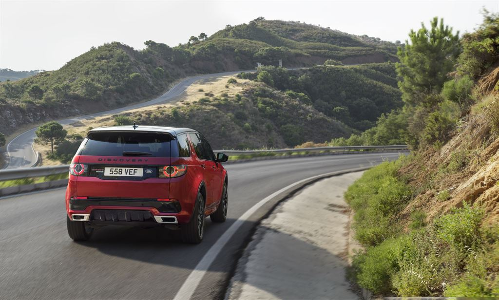 Land Rover Discovery Sport 2016 3