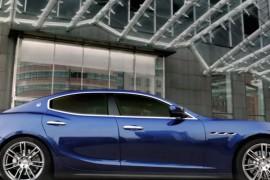 Maserati Ghibli 2016 Video