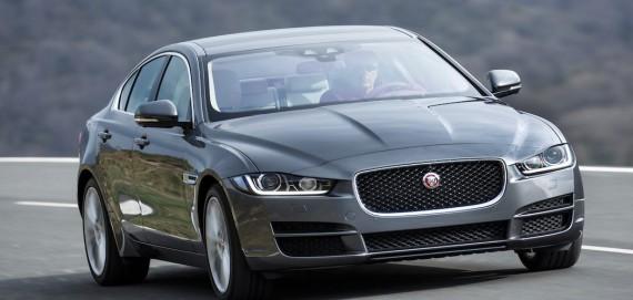 Jaguar XE gebraucht