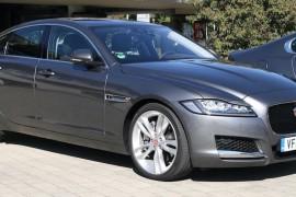Jaguar XF 2016 Bildergalerie