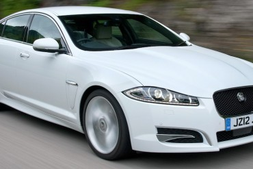 Jaguar XF gebraucht
