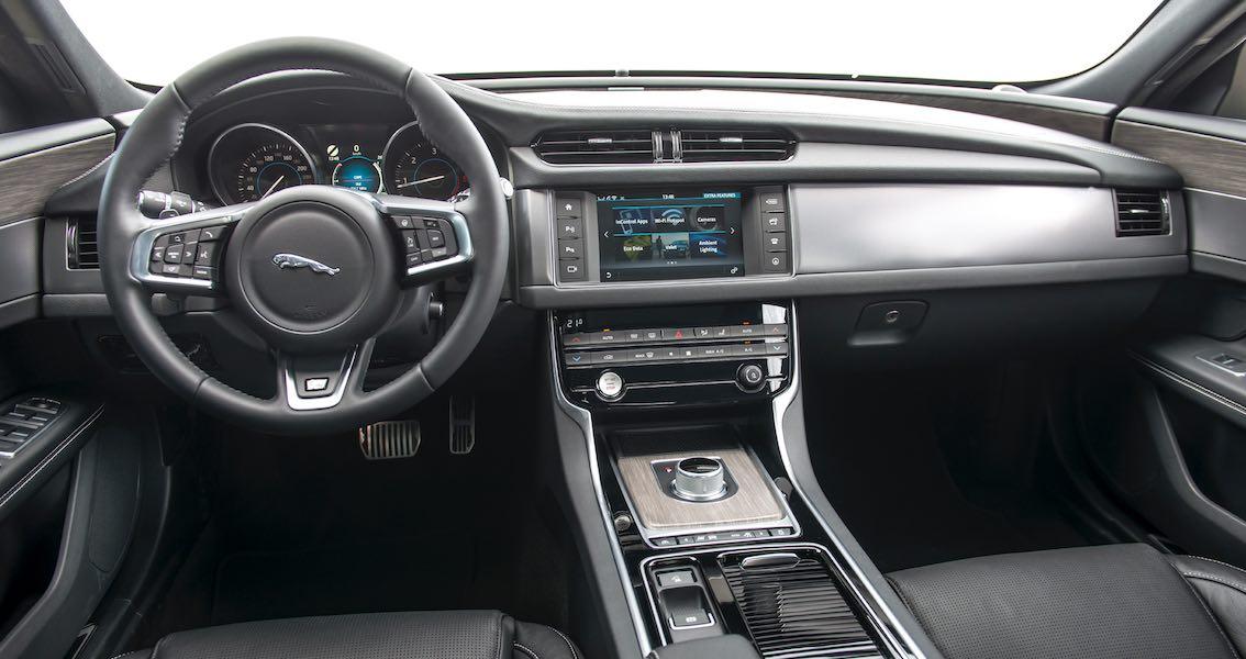 Jaguar XJ 2016 Innenraum