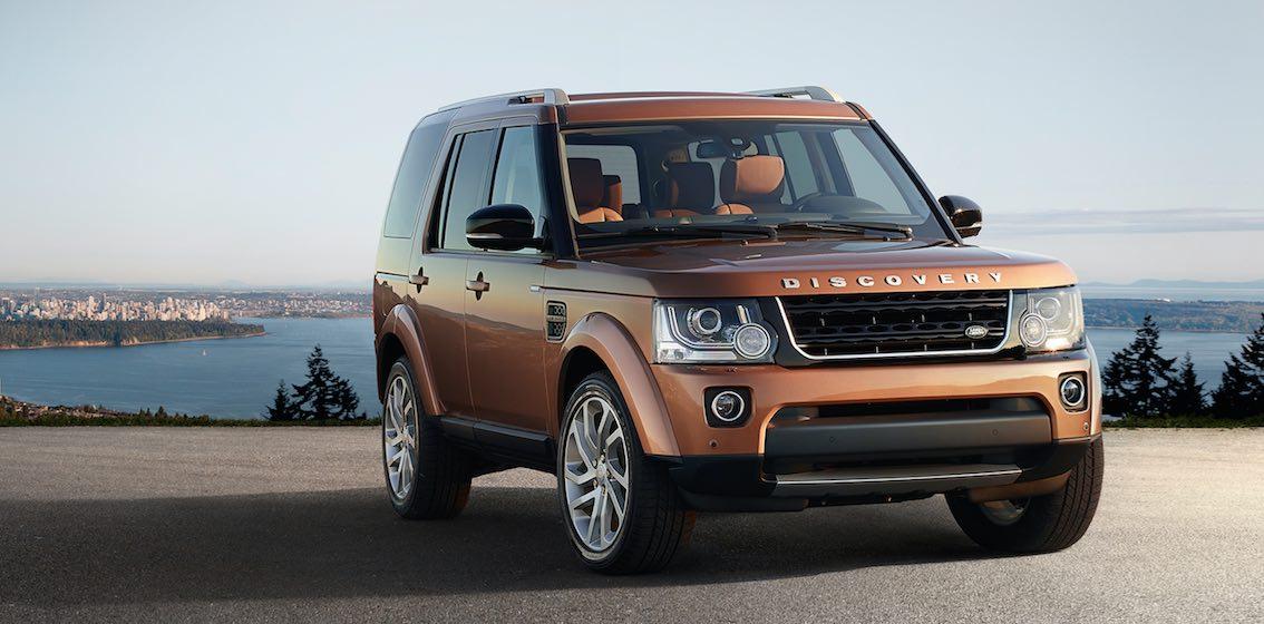 Land Rover Discovery 4 Landmark