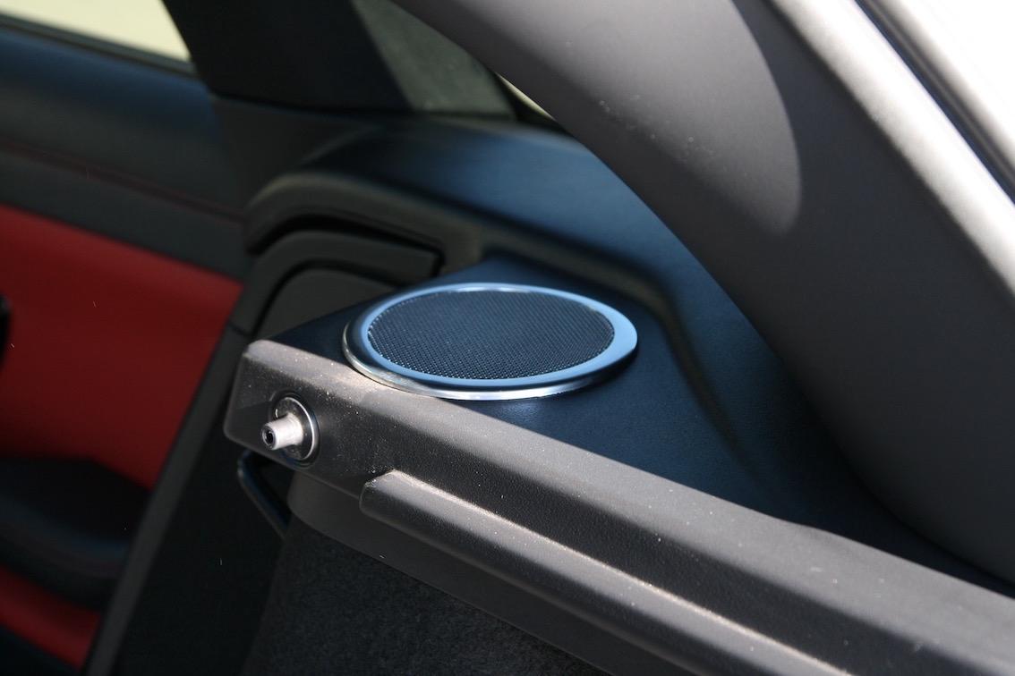 Range Rover Evoque 2016 Lautsprecher hinten