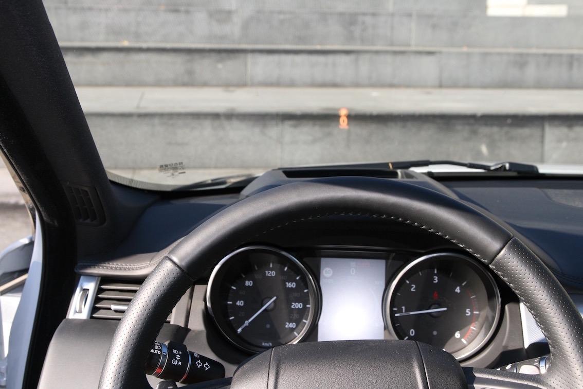 Range Rover Evoque 2016 Lenkrad