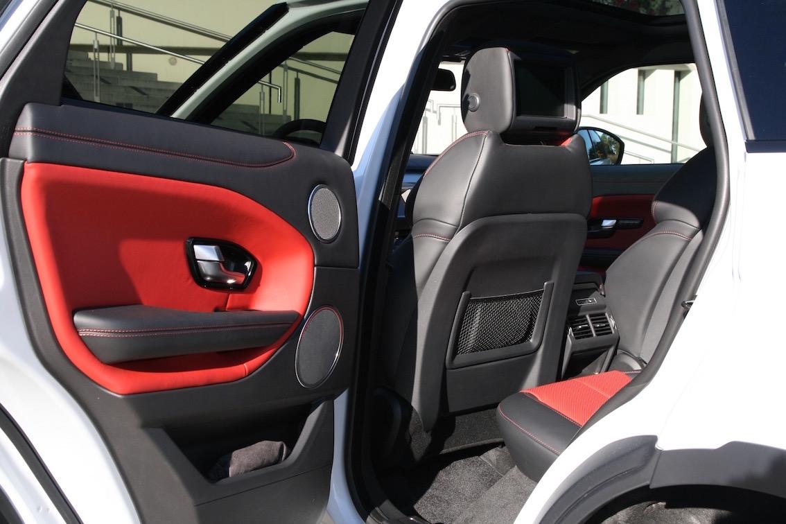 Range Rover Evoque 2016 Türverkleidung hinten