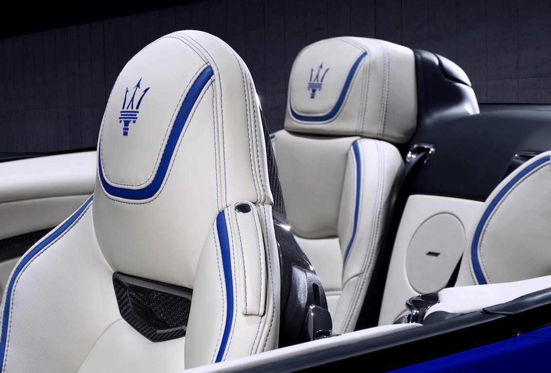 Maserati GranCabrio 2015