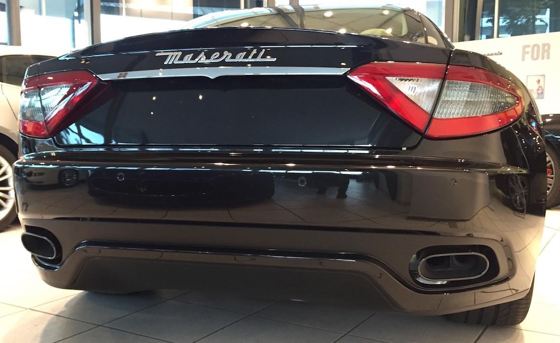 Maserati GranTurismo Sport CC