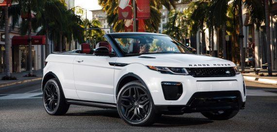 Range Rover Evoque Cabrio 2017