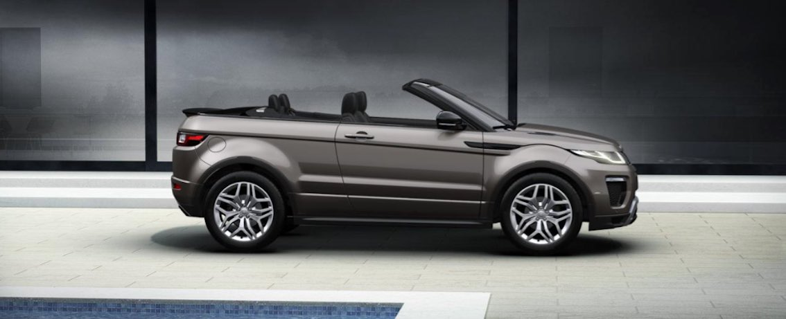 range rover evoque cabrio farben kauf leasing. Black Bedroom Furniture Sets. Home Design Ideas